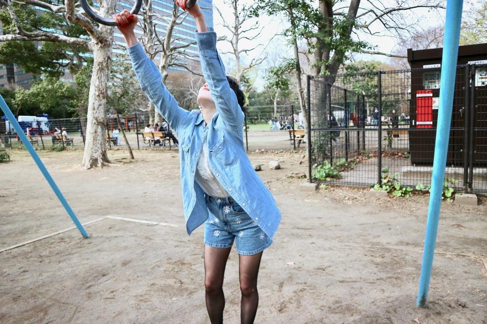 【JULICA ジュリカ】ジュエリーデザイナーゆり香のジュエリーとイヤリングのファッションコーデや大好きな銀座を紹介するブログです。東京ミッドタウン日比谷、日比谷公園でのひと時を。