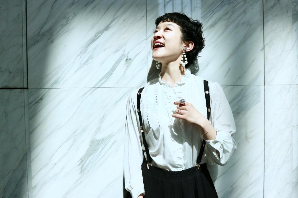 【JULICA ジュリカ】ジュエリーデザイナーゆり香のジュエリーとイヤリングのファッションコーデや大好きな銀座を紹介するブログです。今日はパールイヤリングコーデ。