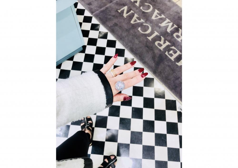 【JULICA ジュリカ】ジュエリーデザイナーゆり香のジュエリーとイヤリングのファッションコーデや大好きな銀座を紹介するブログです。大好きなアメリカンファーマシー。