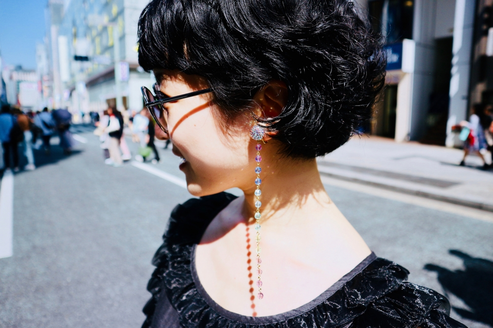 【JULICA ジュリカ】ジュエリーデザイナーゆり香のジュエリーとイヤリングのファッションコーデや大好きな銀座を紹介するブログです。銀座三越に出店中!ケーキ屋さんルコントもご紹介。