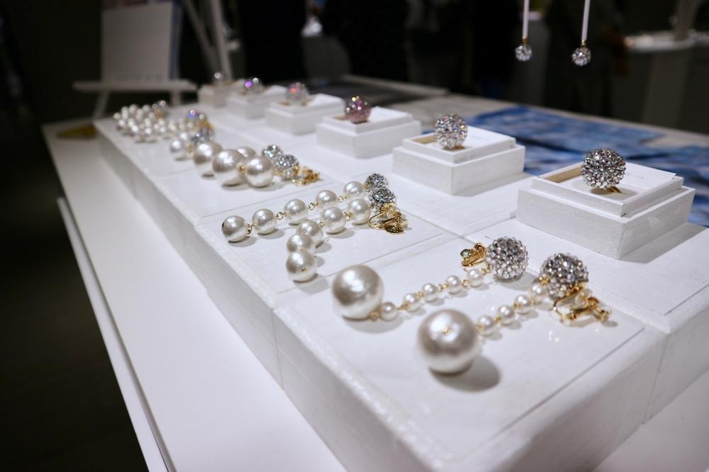 【JULICA ジュリカ】ジュエリーデザイナーゆり香のジュエリーとイヤリングのファッションコーデや大好きな銀座を紹介するブログです。銀座三越にお越しいただきありがとうございました。