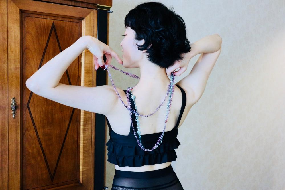 【JULICA ジュリカ】ジュエリーデザイナーゆり香のジュエリーとイヤリングのファッションコーデや大好きな銀座を紹介するブログです。椿山荘でのひと時を。