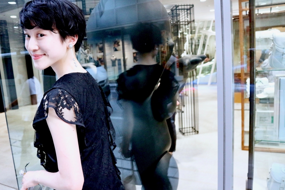 【JULICA ジュリカ】ジュエリーデザイナーゆり香のジュエリーとイヤリングのファッションコーデや大好きな銀座を紹介するブログです。ドーバーストリート銀座。