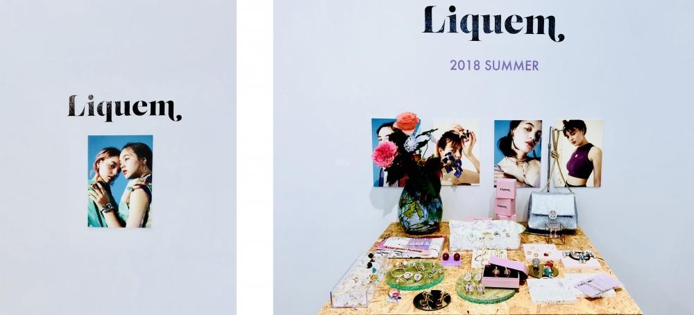 【JULICA ジュリカ】ジュエリーデザイナーゆり香のジュエリーとイヤリングのファッションコーデや大好きな銀座を紹介するブログです。リキュエムの展示会へ。