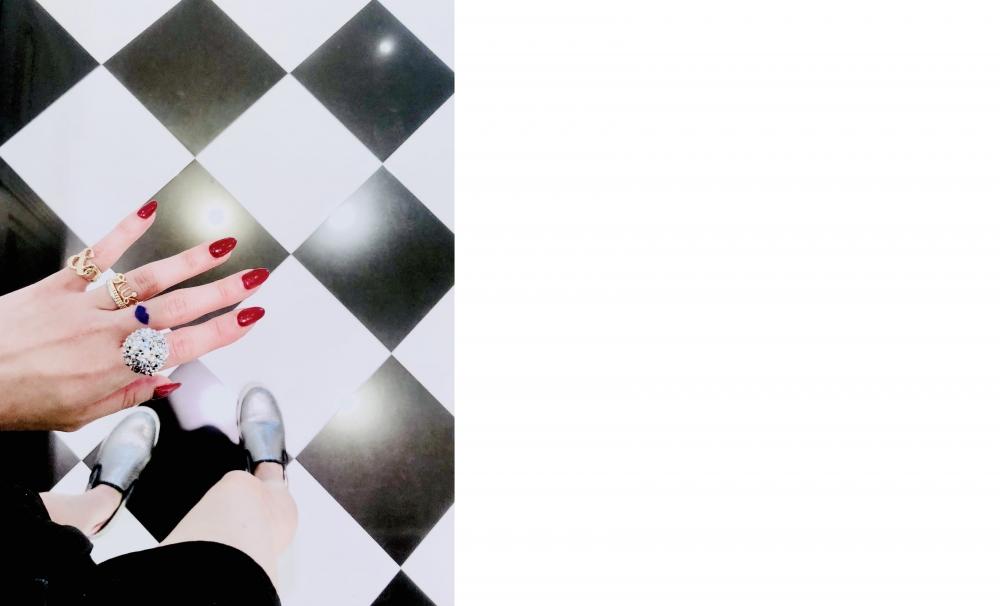 【JULICA ジュリカ】ジュエリーデザイナーゆり香のジュエリーとイヤリングのファッションコーデや大好きな銀座を紹介するブログです。アンジェリーナでランチ。