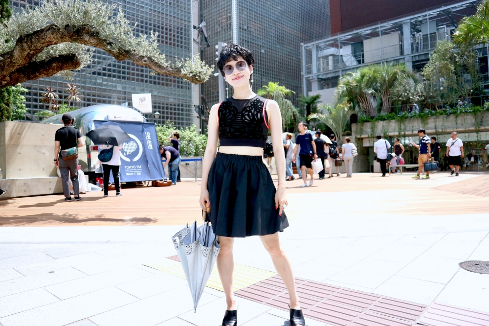 【JULICA ジュリカ】ジュエリーデザイナーゆり香のジュエリーとイヤリングのファッションコーデや大好きな銀座を紹介するブログ。銀座三越、銀座ソニーパーク。