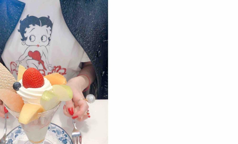 """YURIKALAMODE"" OFFICIAL BLOG of YURIKA, JULICA designer, #YURIKASGINZAGUIDE 銀座千疋屋の銀座パフェ"
