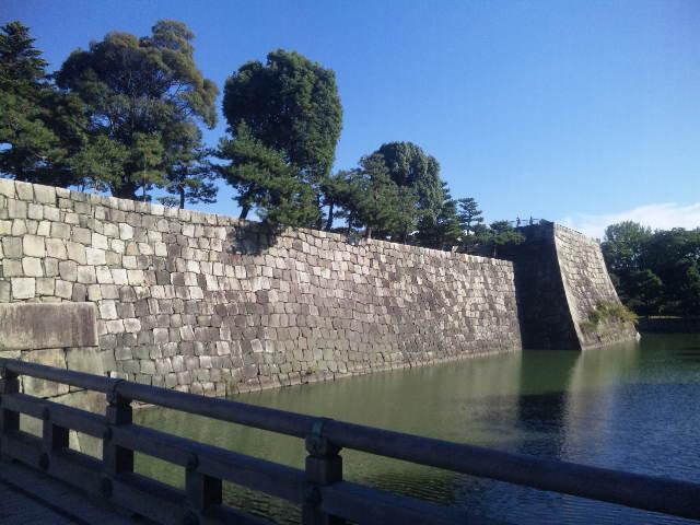 二条城石垣