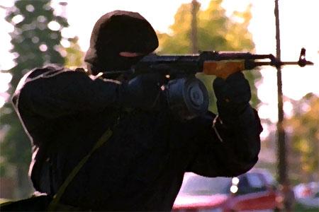 ノースハリウッド銀行強盗事件