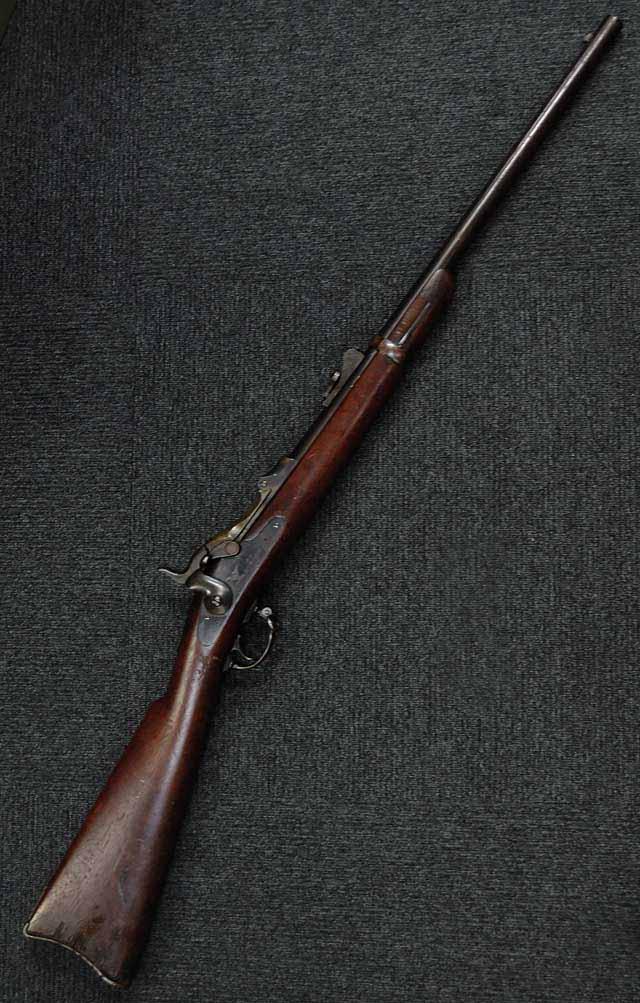 KA1のスプリングフィールド M187...
