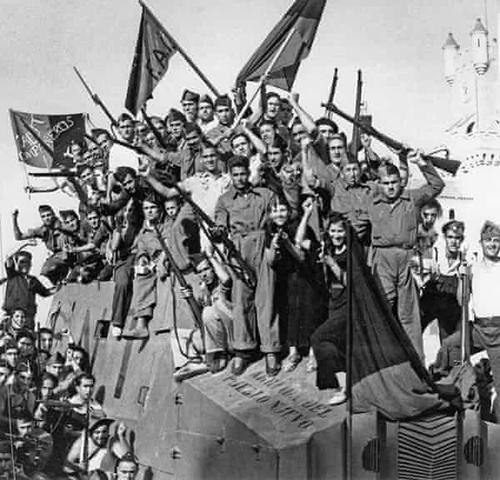 内戦 スペイン