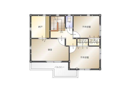 長嶺南五丁目平面図-2F-2.jpg