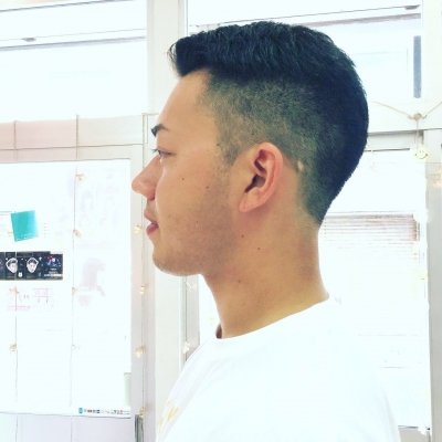HAIR Pizzicato 奄美 美容室ピチカート メンズ