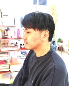 奄美美容室 ピチカート メンズヘア
