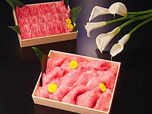 特上ロースしゃぶしゃぶ焼肉 最高級牛肉