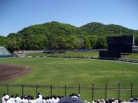 円山球場1