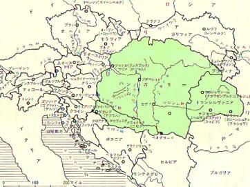 ハンガリー/1910