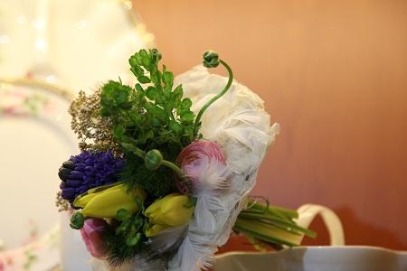 マンシュテの花束