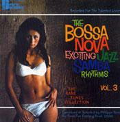 Bossa Nova Exciting Jazz Sambarhythms Vol.3