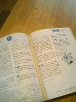 日記、つけてます。