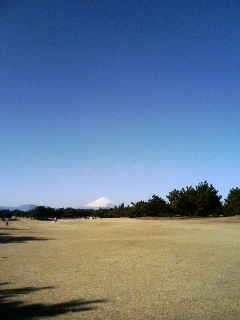 見事な富士山