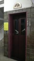 レトロなエレベーター