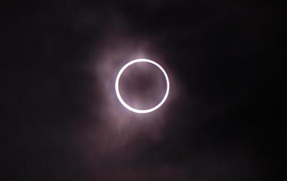 2012金環日食
