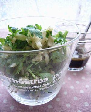 P1040620春菊と切り干しのサラダ1