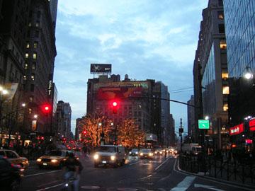 34丁目のクリスマス・モード
