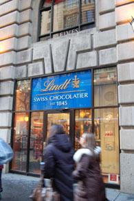 LindtSwissChocolatier