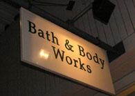 サウスシーポートBath&BodyWorks