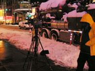 2.12大雪の撮影待ち