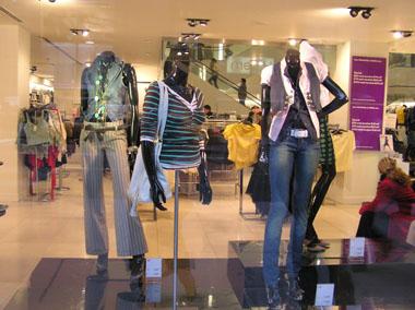 H&Mの春ファッション