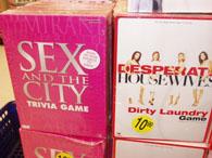 セックス&ザ・シティーのトリビア・ゲーム