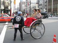 浅草人力車
