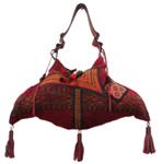 カチン族の布カバン 2500B