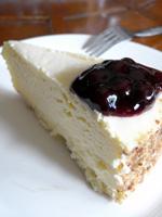 こってりチーズケーキ