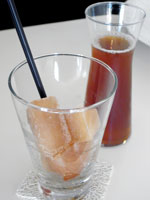 Ice fruit tea(70B)