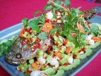 Pla Chone(snake fish)