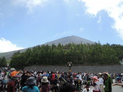富士山スバルライン5合目