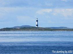 対岸(Stewart Island?)