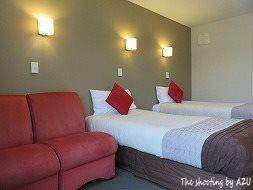 Bella Vista Motel Fox Glacier Holiday Park