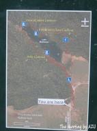 Lake Matheson MAP