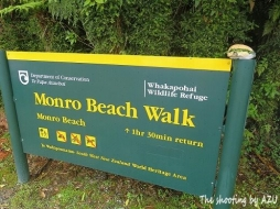 Nonro Beach Walk 駐車場
