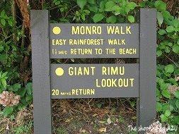 Monro Walkへ
