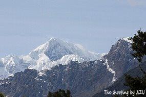 Mt.Cook (3764m)