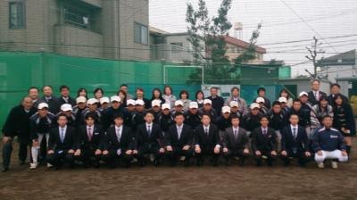白堊の球児2013卒業