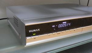 HUMAX_ハードディスク内蔵レコーダ