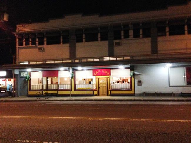 カイムキ Cafe Miro