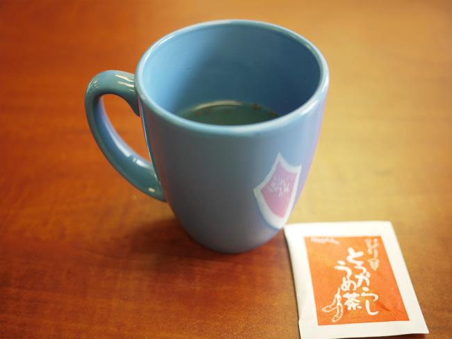 とうらがらし茶